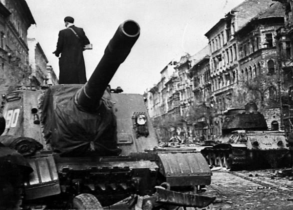 1956 - Budapest
