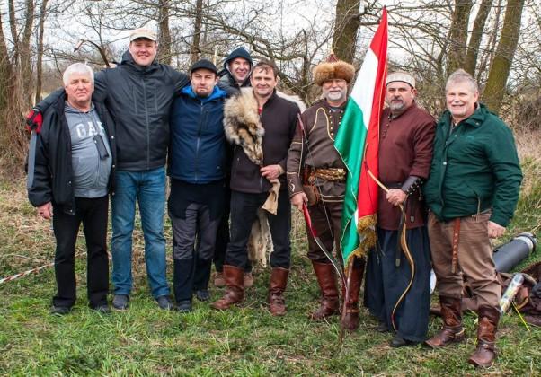 Lengyel, magyar - két jó barát..... Nemzetközi Távlövő Íjászbajnokság Borzewiskoban