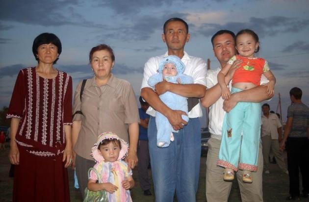 Madjar család