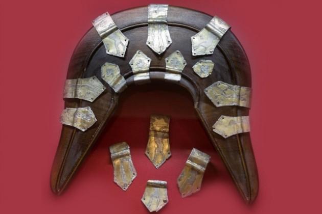 X. századi nyeregveretek a Kaukázus térségéből. /Fotó: G. Szapozsnyikov/