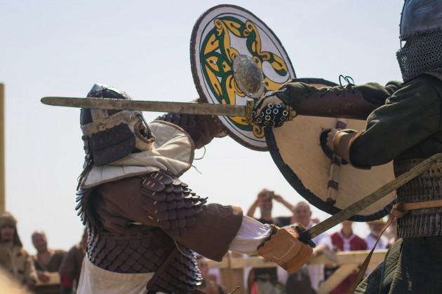 Párbajverseny – kemény küzdelem a 2014-es Kurultajon