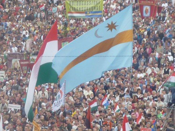 Székely-zászló