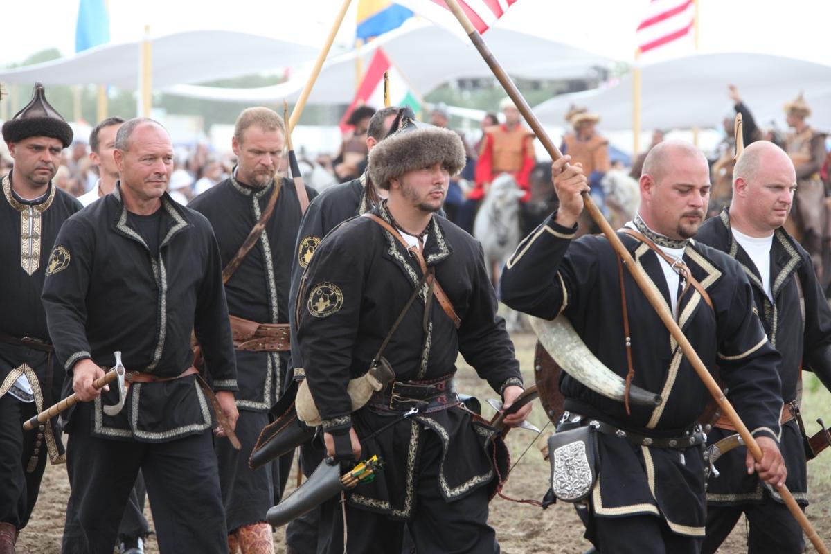 авары венгры: