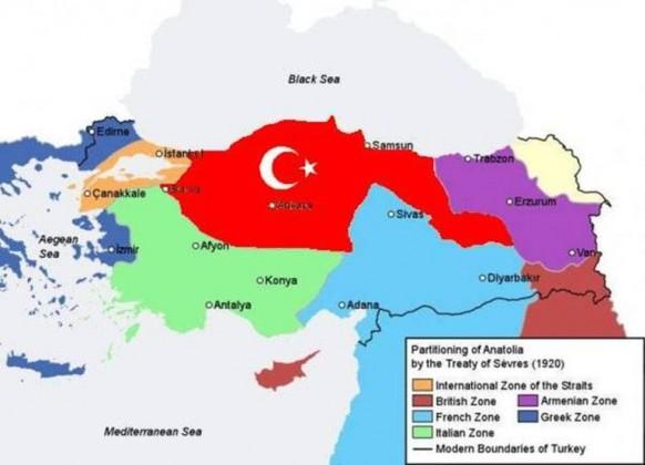 Törökország feldarabolása - a sevresi tragédia /fotó:katpol.blog.hu/